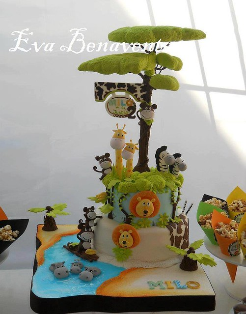 Cake by Eva benavente