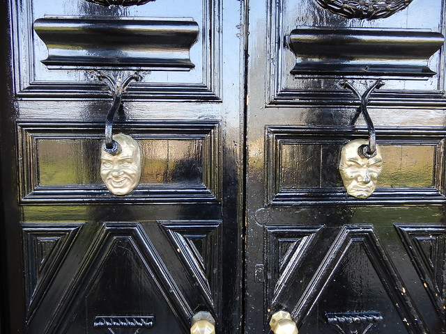 Door Knockers of Walton Hall