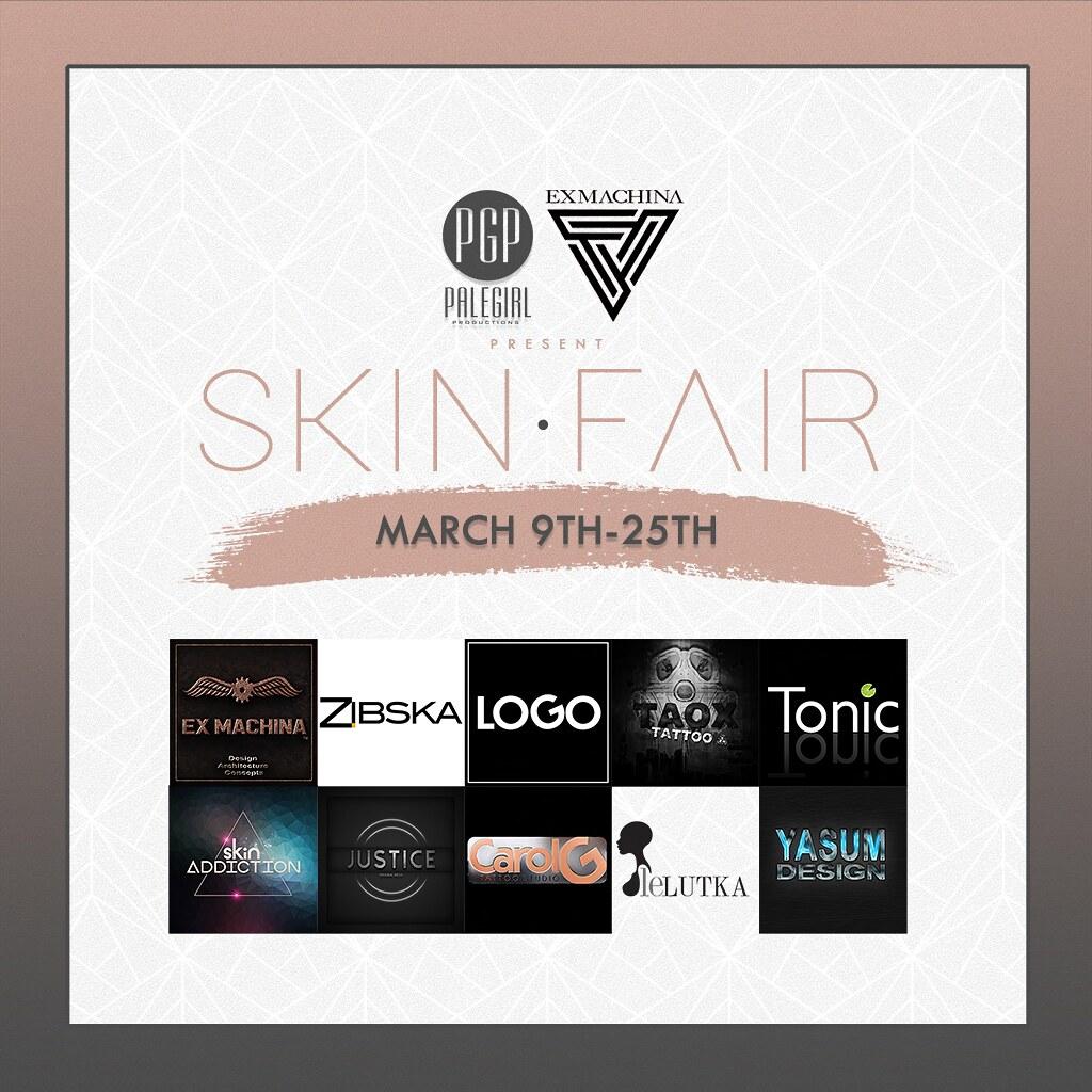 - Skin Fair 2018 -