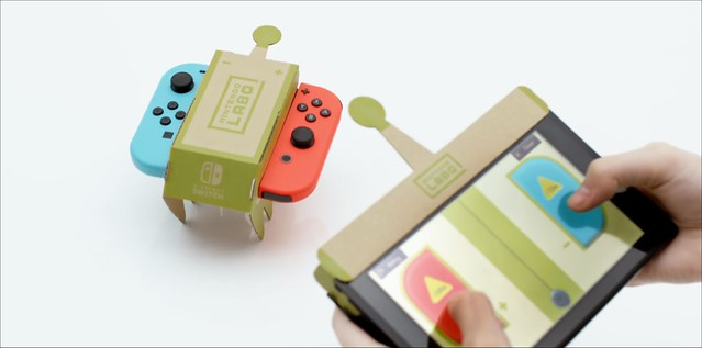Nintendo Labo - Control remoto