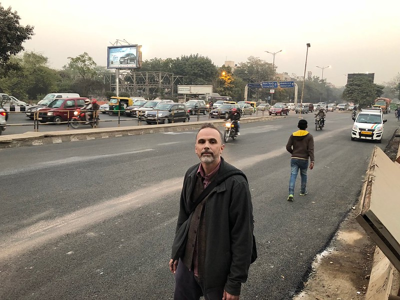 Delhi's Bandaged Heart – Ankita Surabhi's Heartbreak Poetry, Adjacent to Outer Ring Road