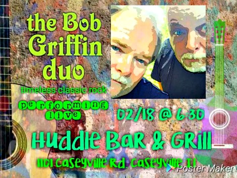 Bob Griffin Duo 2-18-18