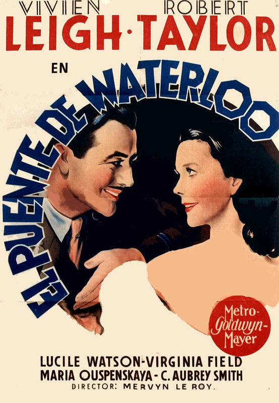 Waterloo Bridge - 1940 - Poster 5