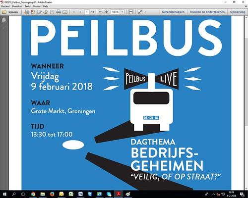 Peilbus 2: Groningen
