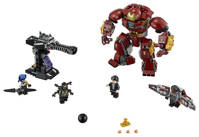 76104 The Hulkbuster Smash-Up 2