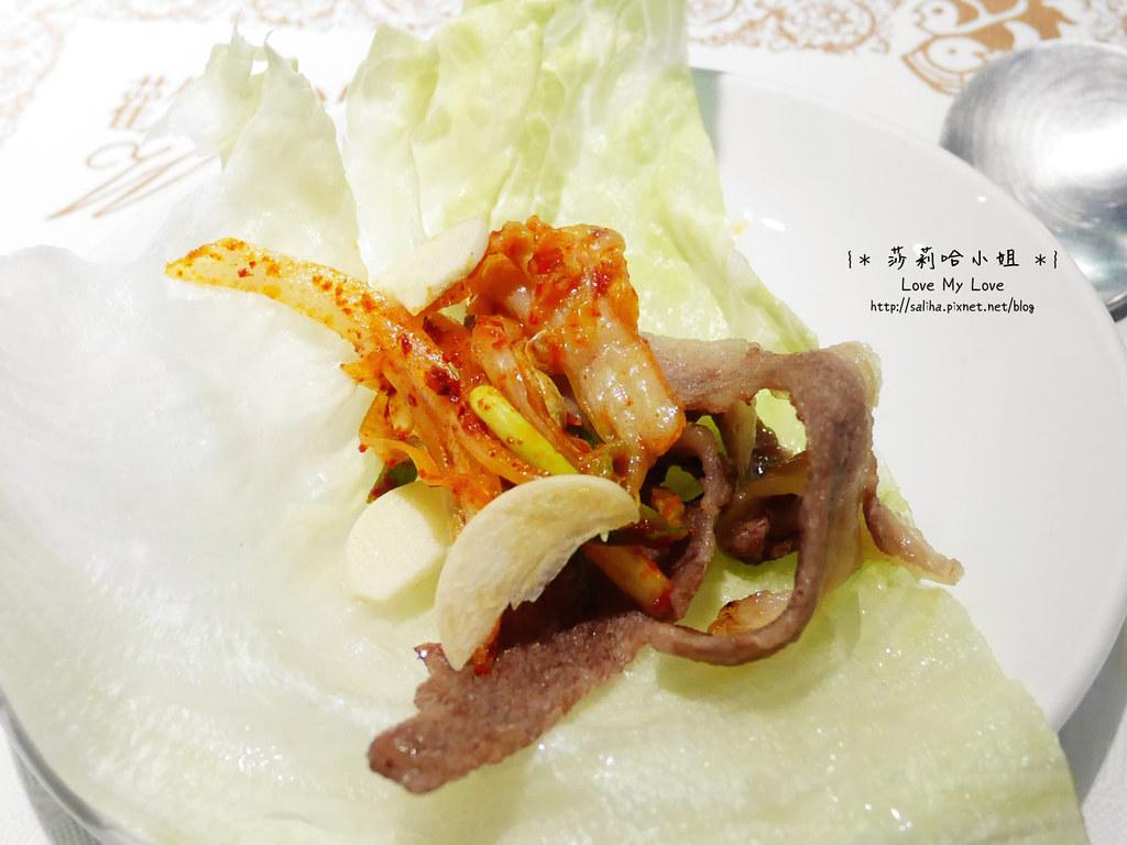 台北松山區韓國料理餐廳漢陽館 (22)