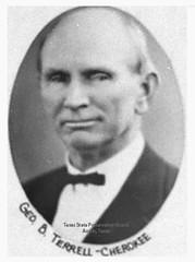 No 'social equality' for Rep. Terrell: 1934