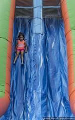 Seattle Seafair Inflatable Slide