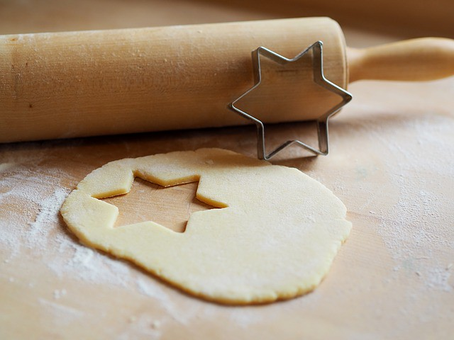 cookie-star