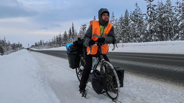 Arctic circle Russia 2018