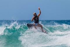 snapper rocks bikini surfing ellis slee