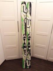 Freeride lyže K2 Sidestash - titulní fotka