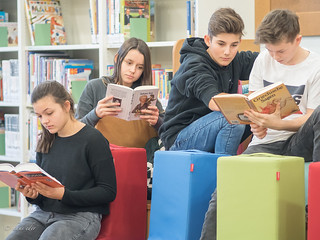 Schul-Bibliothek