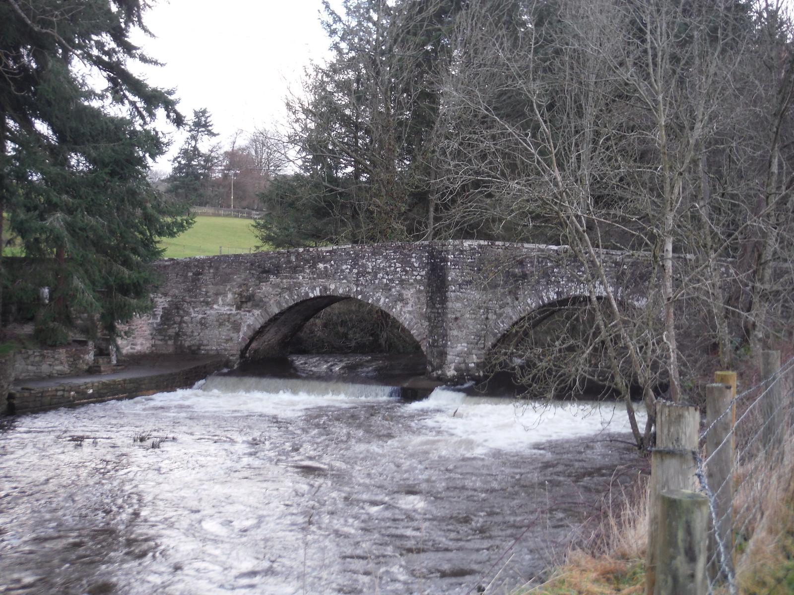 Pont-ar-Yscir SWC Walk 306 - Brecon Circular (via Y Gaer, Battle and Pen-y-crug)