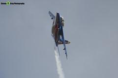 E73 5 F-TENE - E73 - Patrouille de France - French Air Force - Dassault-Dornier Alpha Jet E - RIAT 2013 Fairford - Steven Gray - IMG_4195