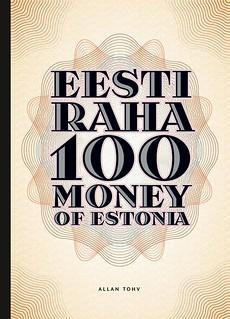 Eesti Raha 100 Money of estonia book cover