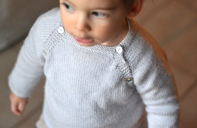 Pull tricot Lucien