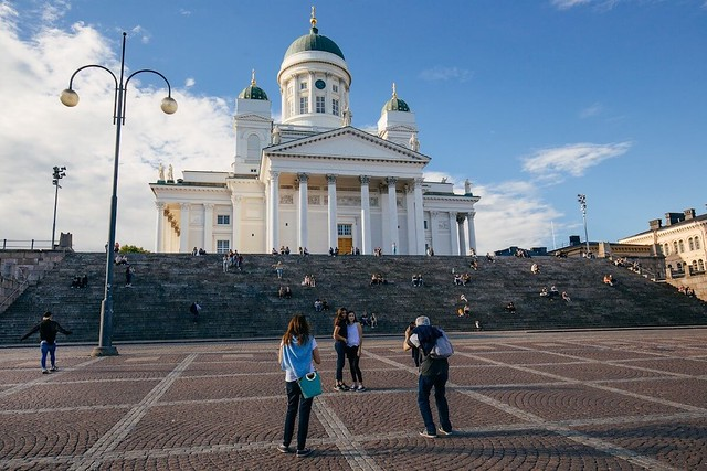 living in Helsinki as an expat