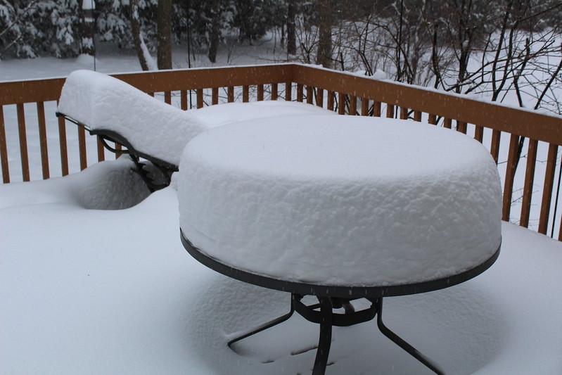 Fresh Snow This Week
