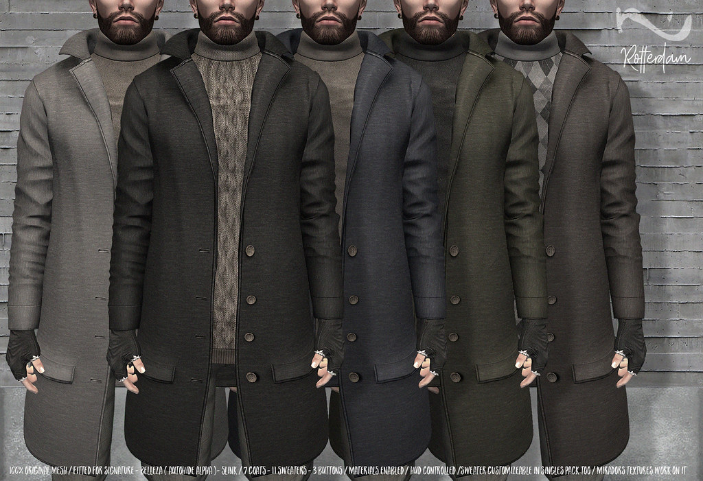 Native Urban – Rotterdam Coat