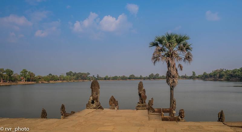 Embalse de Srah Srang, Camboya