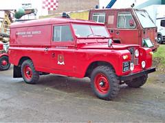 168 Land Rover 109 Ser.II (1968)