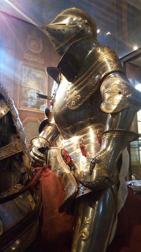 Avrupa zırh-Paris-Askeri Müze