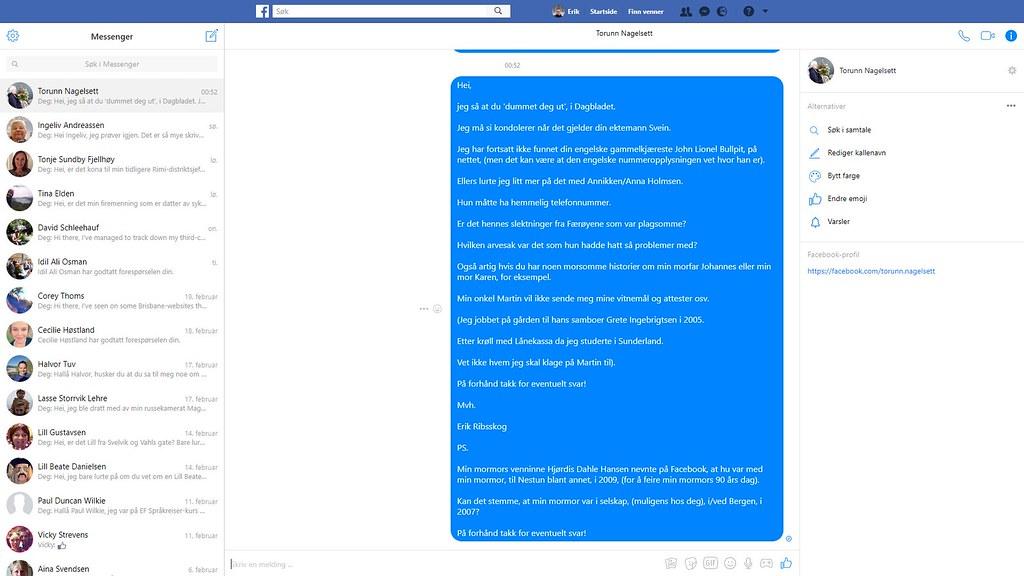 torunn ribsskog facebook