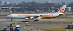 Surinam PZ-TCR - Airbus A340-300