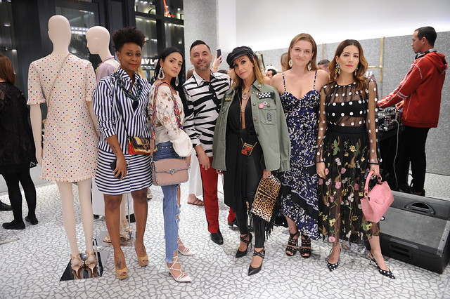 VALENTINO Hosts PAMM Art of the Party Gala Kick-Off Event