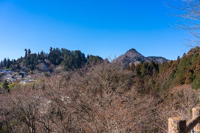 御岳山と奥ノ院