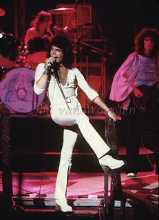 Queen live @ Miami - 1975