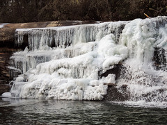 Mill Shoals and French Broad Falls_2018