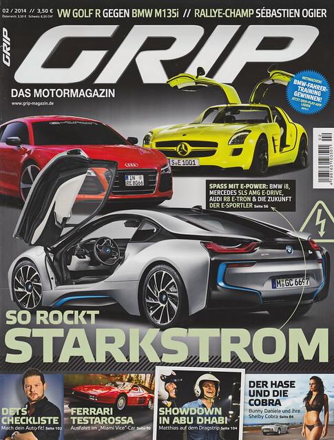 GRIP - Das Motormagazin 2/2014