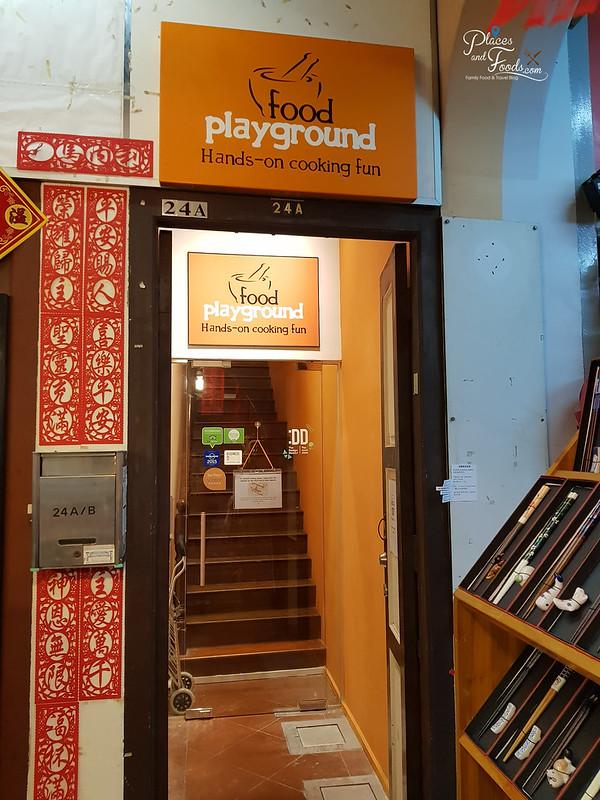 food playground china town