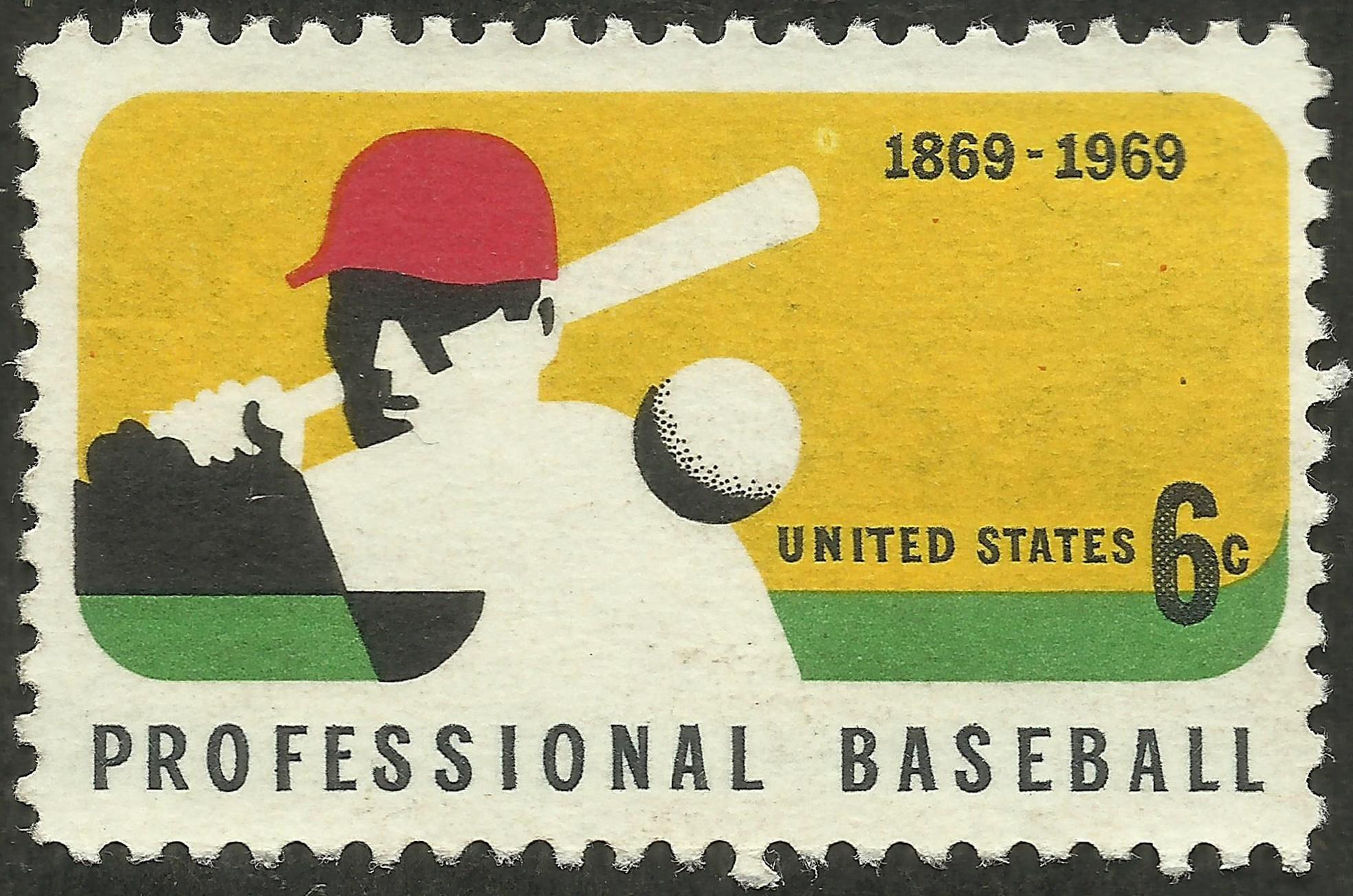 United States - Scott #1381 (1969)