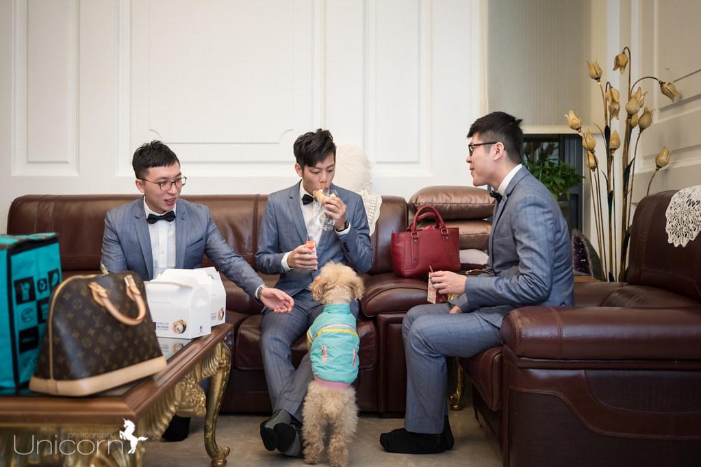 《婚攝一条》于文 & 嘉芬 / 新天地