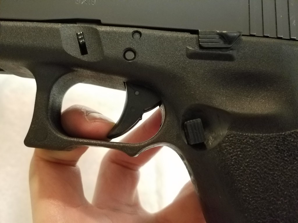 So, I bought a Glock    Let the tinkering begin! - Calguns net