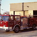 CFD Eng 13 1985 Seagrave HB 1250/300 D/A Shop #F-066  5 Jan 86 posted by Jay's Fire Trucks to Flickr
