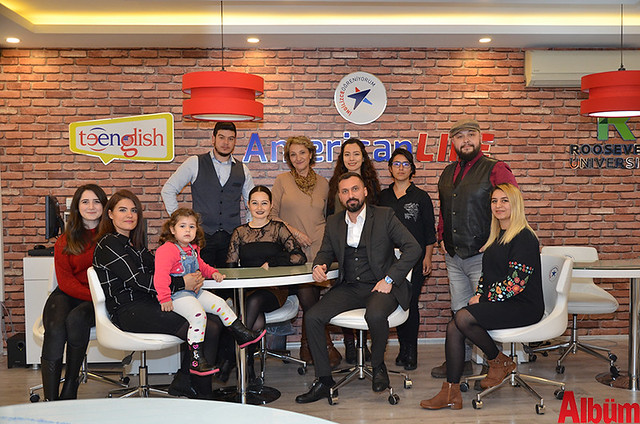 American Life Dil Okulları- Alanya VIP merkez