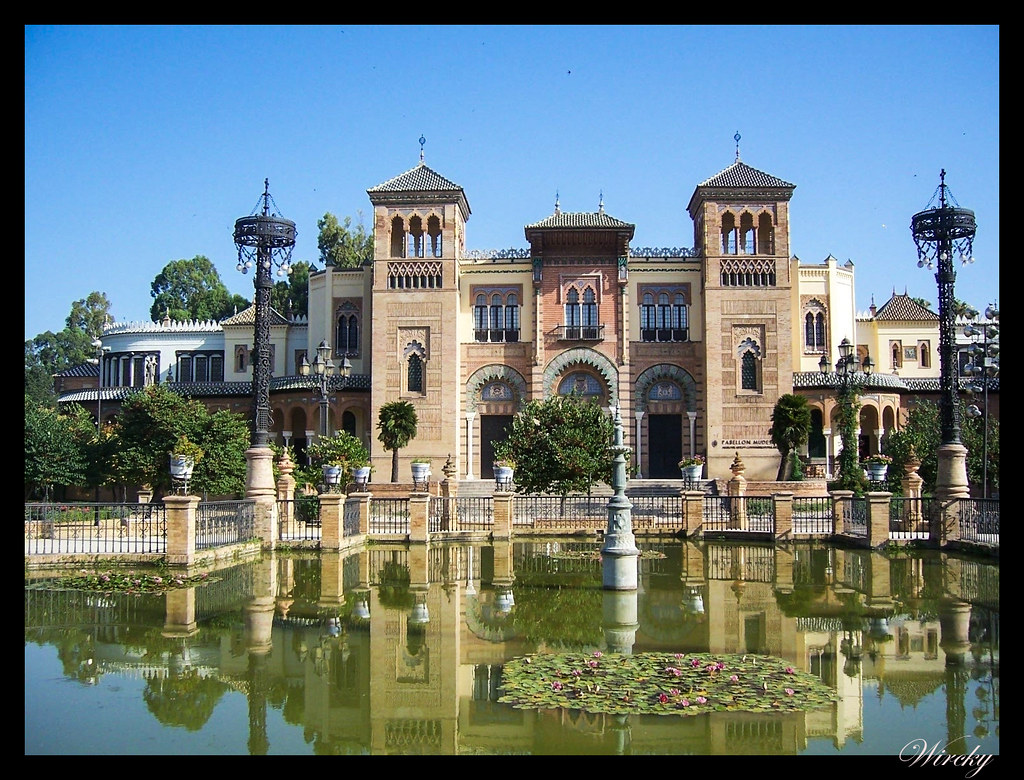 viajar Sevilla lugares imprescindibles - Museo de Artes y Costumbres Populares
