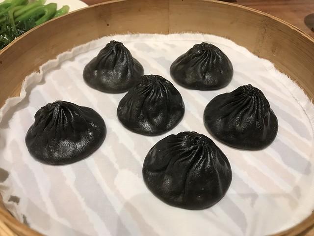 Paradise Dynasty -- truffle xiao long bao