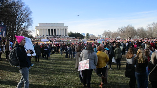 Women's March on Washington 2018