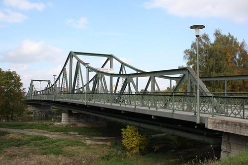 Isar-Brücke in Landau