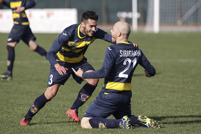 Santarcangelo - Padova 1-3