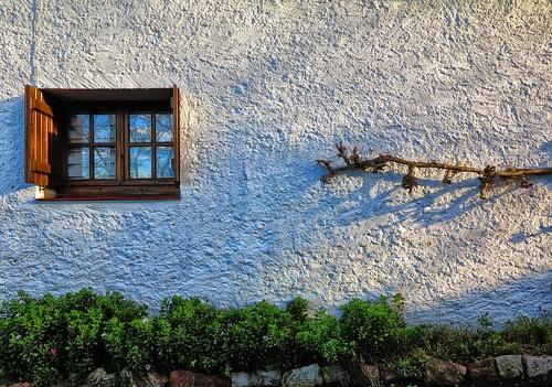 Ventana en fachada