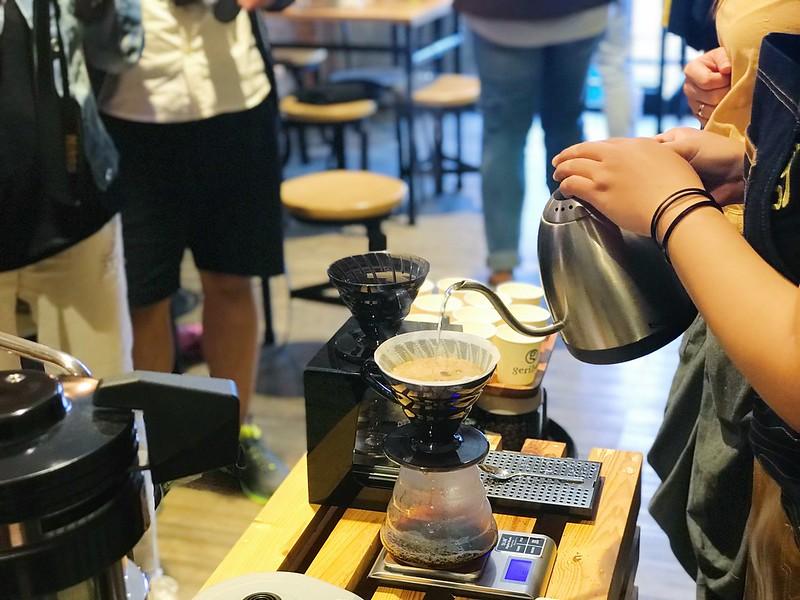 Gerilya Coffee and Roastery