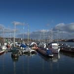 Scenic Preston Docks