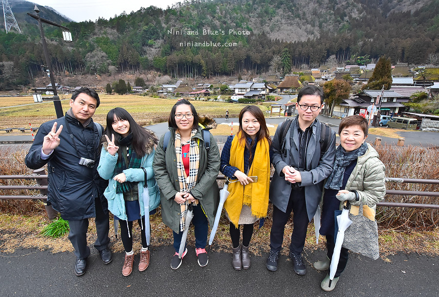 日本京都 美山 茅草屋 交通 巴士11