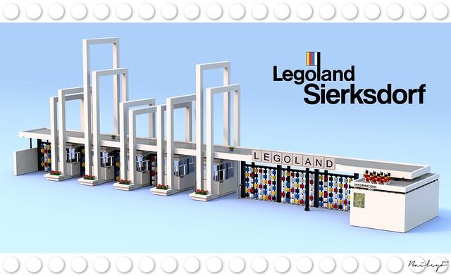 Sierksdorf Entrance - Mk II